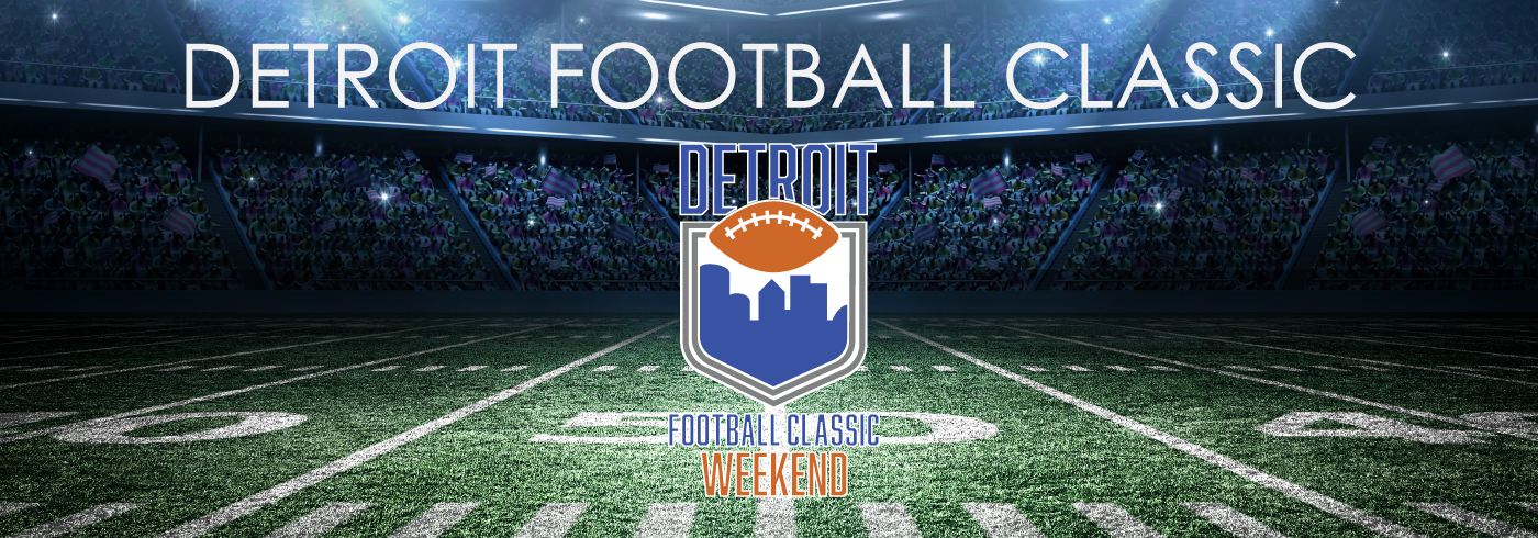 Detroit Football Classic Weekend 2020